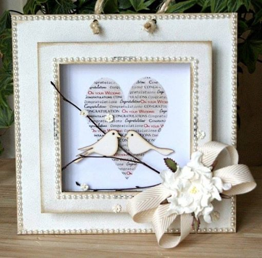 3D CREATIVE FRAME SINGLE