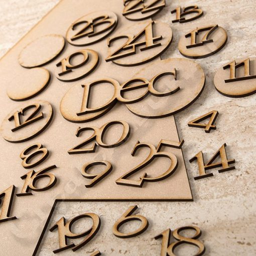 Advent calendar Tree 2