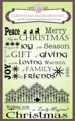 Christmas Background Stamp Set1