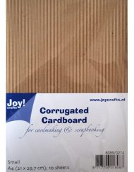 corrugated kraft board a4