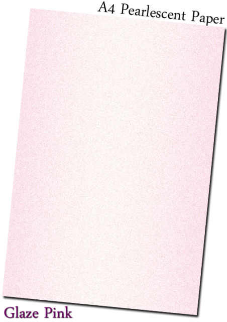 glazed pink pearl