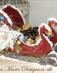 large sleigh