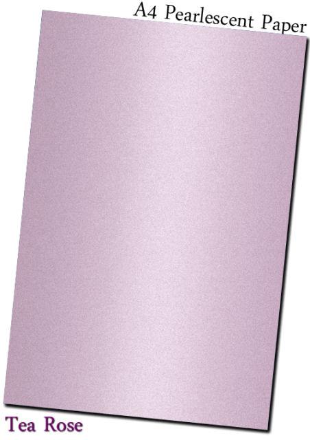 tea rose pearl