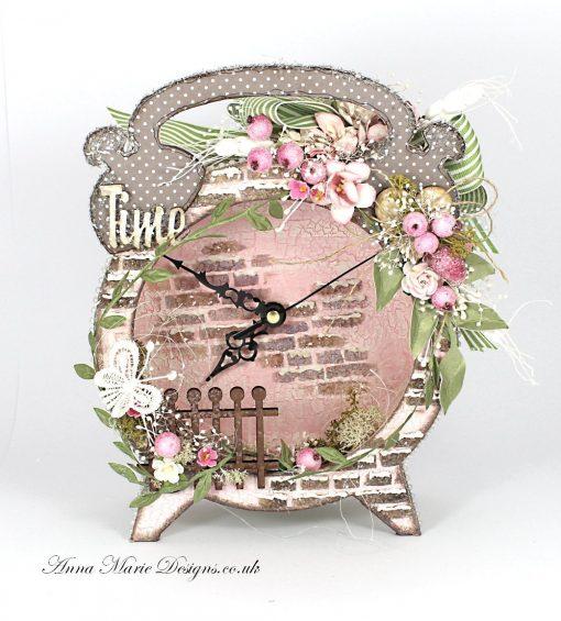 3d clock frame 3