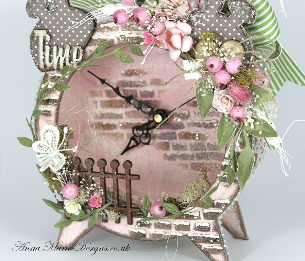 3d clock frame11