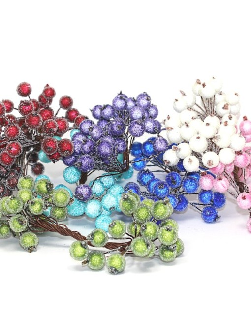 Micro beaded Berries