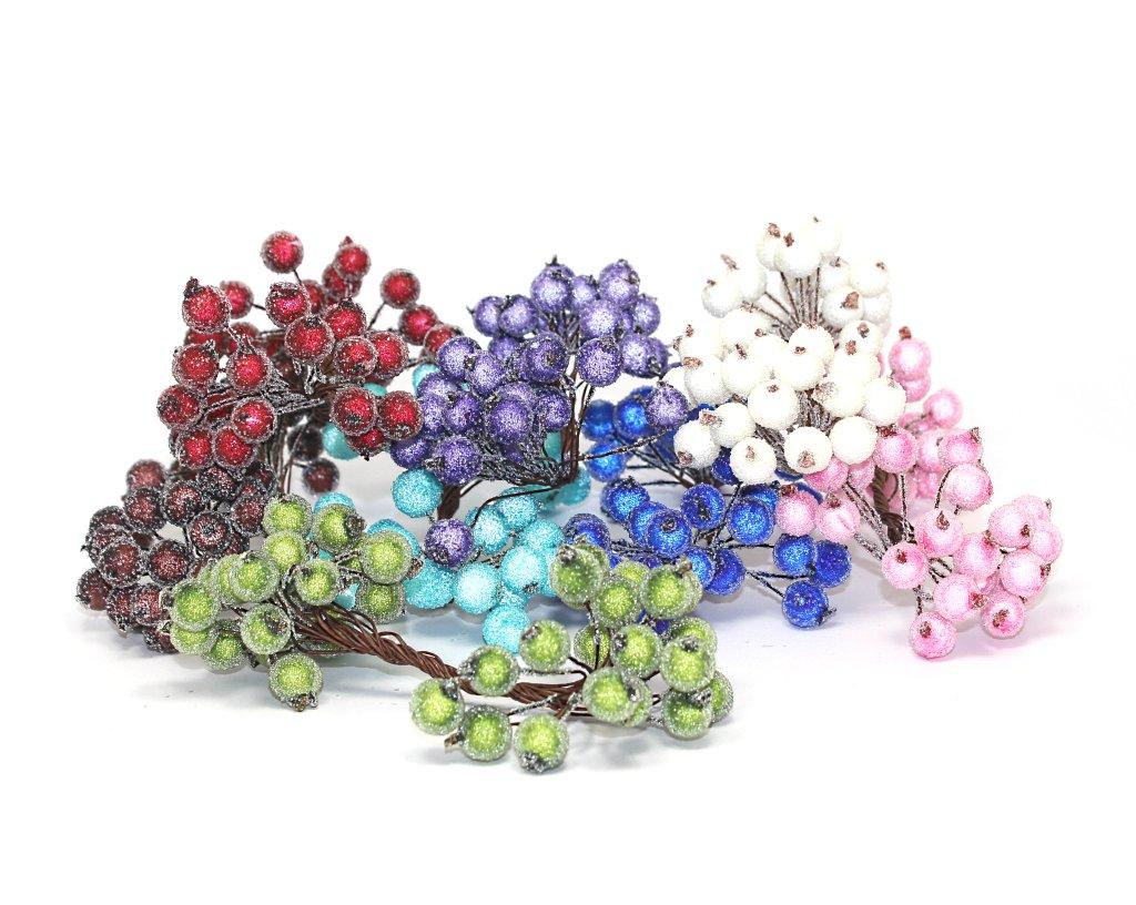 Microbeaded Berries