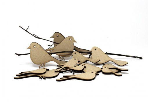 birds mdf