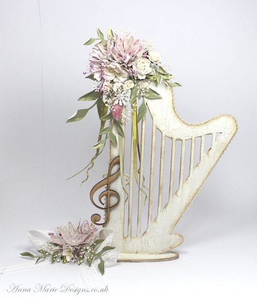harp Stand up