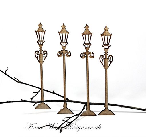 mdf lanterns