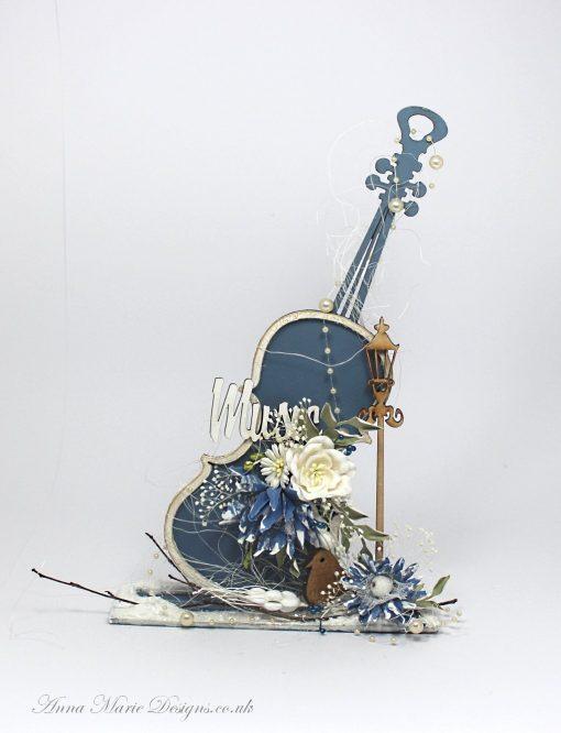 violine stand up