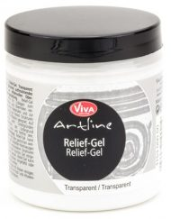 Relief Gel transparent