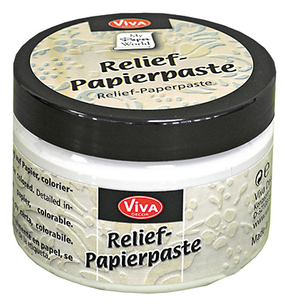 Relief Structure paste
