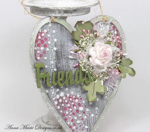 MDF Heart 2