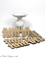 mdf village fences