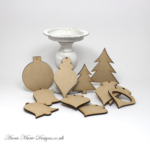 Christmas Baubles pk 11