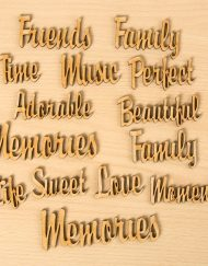 wooden phrases