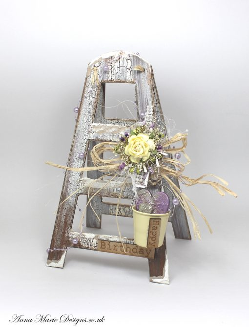 Step Ladder stand