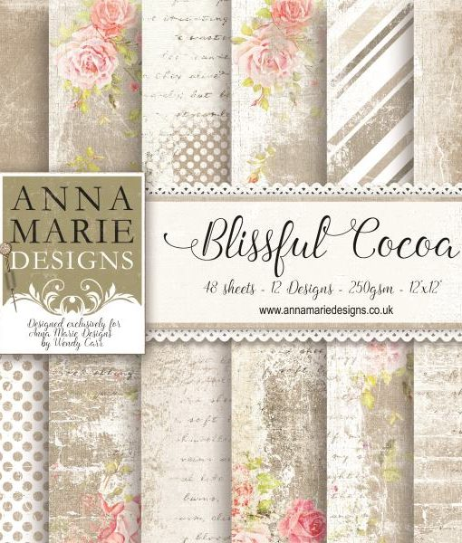 BLISSFUL COCOA 600cover12x12
