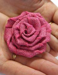 Hessian flower