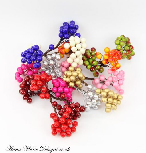 pearl double ended berries pk 10 close