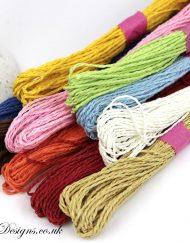 raffia-string