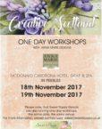 creative events in scotland.