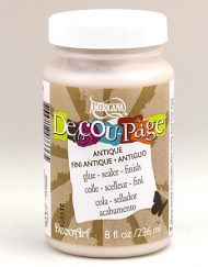 decoupage glue