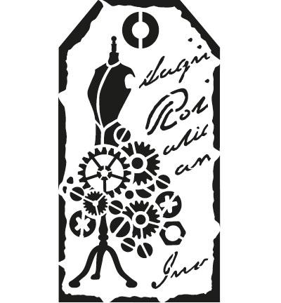 Viva Tag Dressmakers stencil
