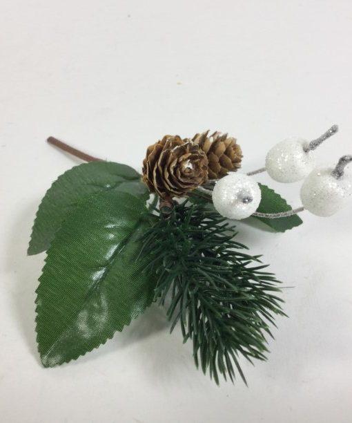 white berry picks
