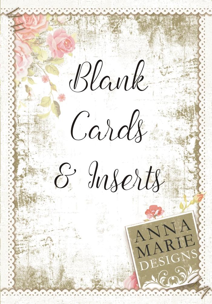Cards, Envelopes & Inserts Packs