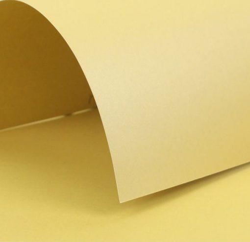 glitz amber gold pearl card