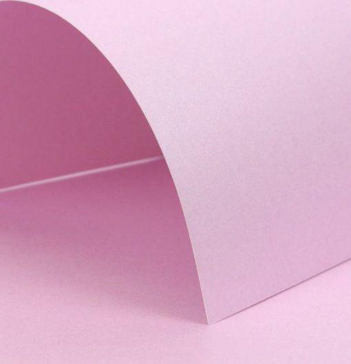 glitz baby pink pearl card