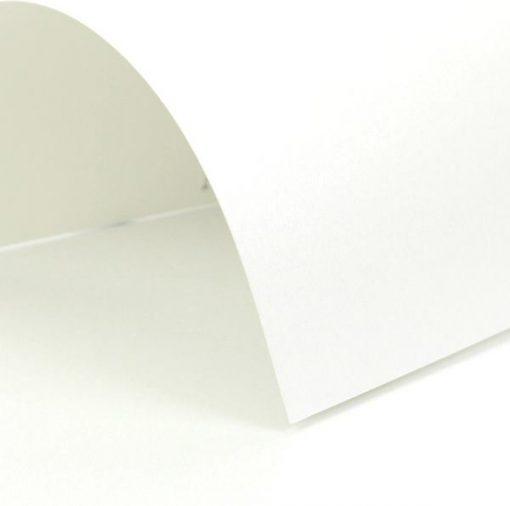 glitz ivory white pearl card