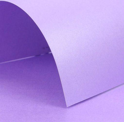 glitz lilac pearl card