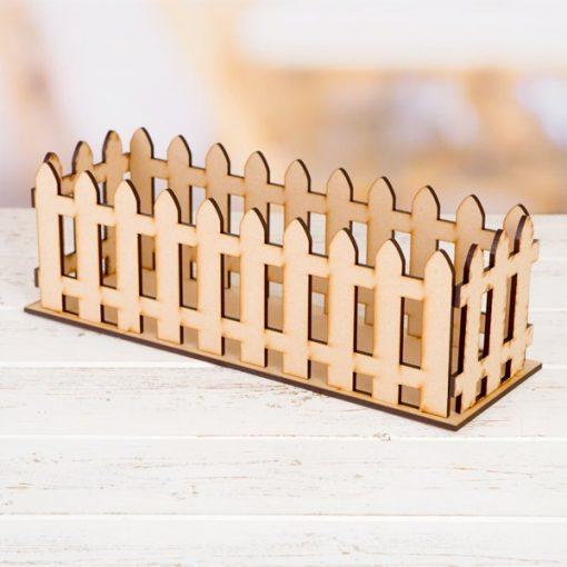 picket fence basket