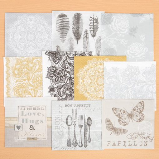 napkins set 2 1