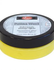 viva patina wax yellow